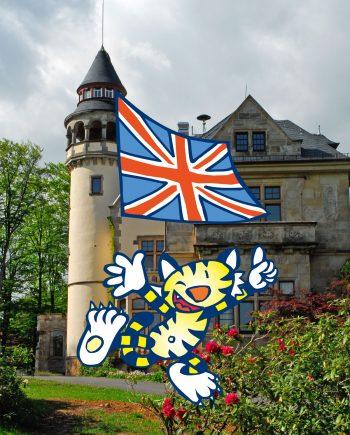 Englisch-Camp LernTeam Schloss Hohenwehrda