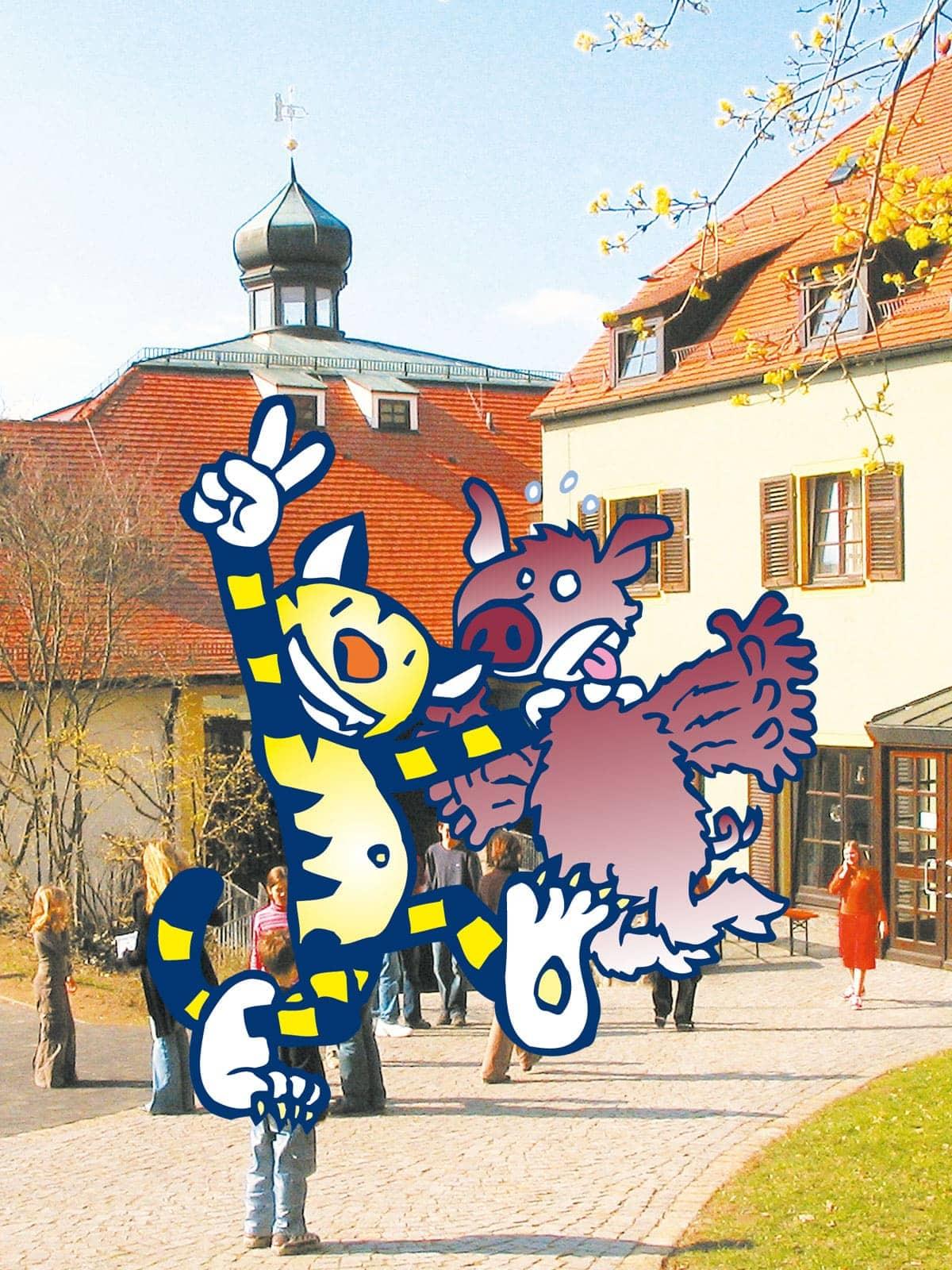 LernTeam-Motivations-Camp Schloss Waldmünchen