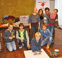 Gern-Lern-Seminare Schülergruppe
