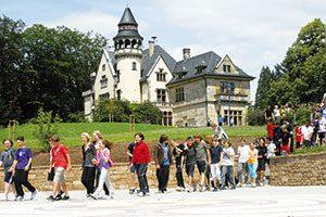 LernTeam-Feriencamps im Internat Schloss Hohenwehrda