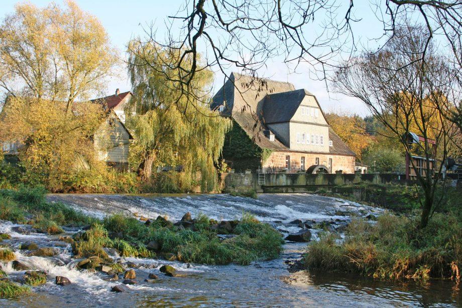 LernTeam-Feriencamp Steinmühle Marburg Mühle