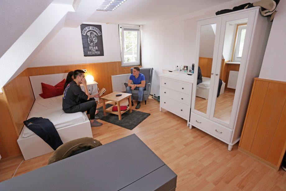 LernTeam-Feriencamp Steinmühle Marburg Zimmer