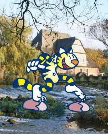 LernTeam-Feriencamp Steinmühle Marburg